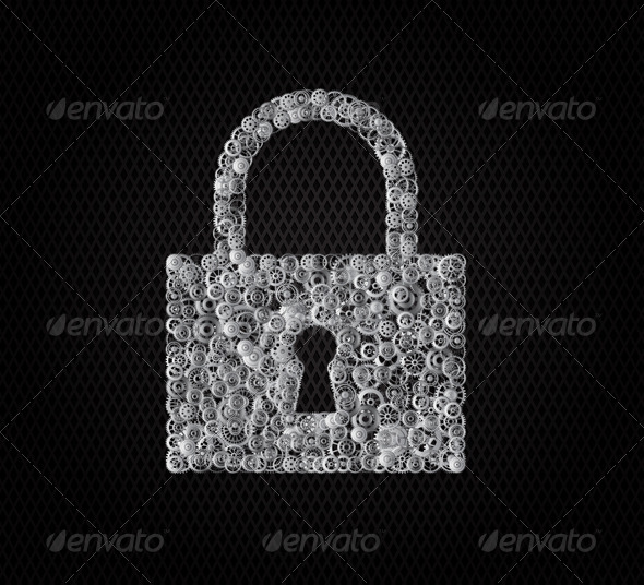 GraphicRiver Lock 4563715