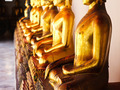 Buddha in Wat Pho Temple sequential nicely in Bangkok, Thailand. - PhotoDune Item for Sale