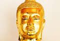 Close up image of golden buddha sculpture From Wat Pho Temple, b - PhotoDune Item for Sale