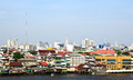 Bangkok city and river - PhotoDune Item for Sale