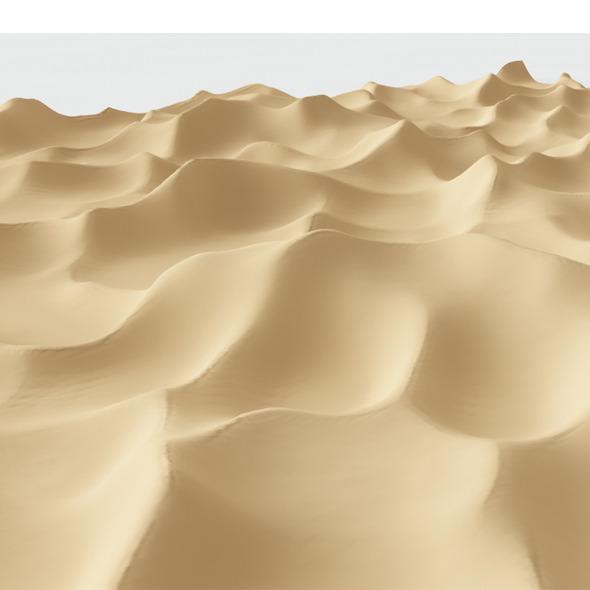 3DOcean Desert Dunes 4565643