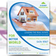 Real Estate Business Flyer v2 - GraphicRiver Item for Sale