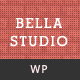 Bella Studio - Creative Portfolio Wordpress Theme