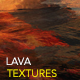 Lava Textures - GraphicRiver Item for Sale
