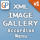 XML Image Portfolio with Accordion Style Gallery Menu - ActiveDen Item for Sale