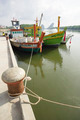 Krabi port with boat - PhotoDune Item for Sale