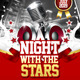 Night With The Stars Flyer Template - GraphicRiver Item for Sale