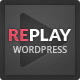 Replay - Responsive Music WordPress Theme - ThemeForest Item for Sale