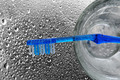 Toothbrush on GLass - PhotoDune Item for Sale