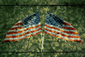 Grunge USA Flags Background - PhotoDune Item for Sale