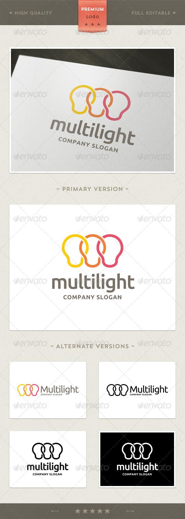 GraphicRiver Multilight 4571097