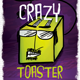 Crazy Toaster Flyer Template - GraphicRiver Item for Sale
