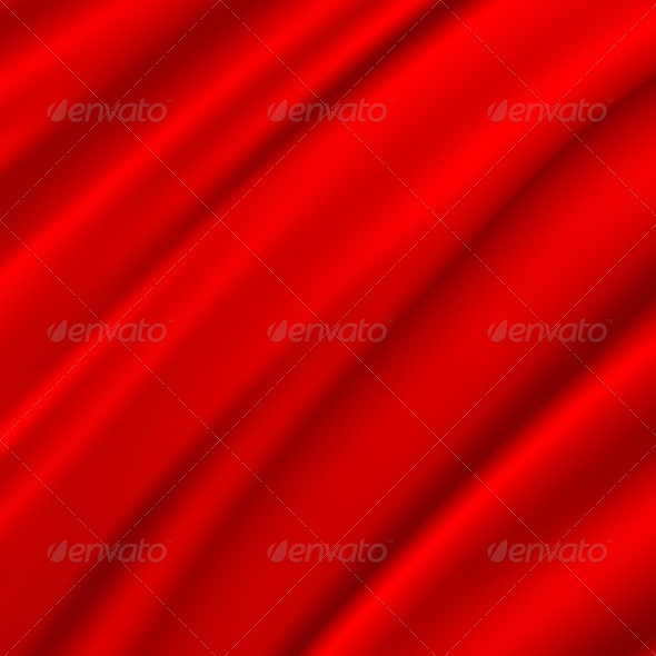 GraphicRiver Red Silk Backgrounds 4571504