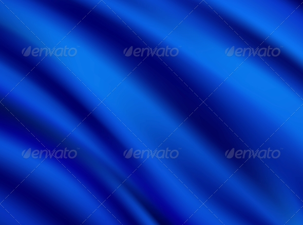 GraphicRiver Abstract Texture Blue Silk 4571576