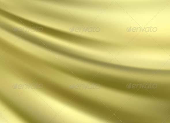 GraphicRiver Gold Silk Background 4571579