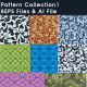 Pattern Collection 1 - GraphicRiver Item for Sale