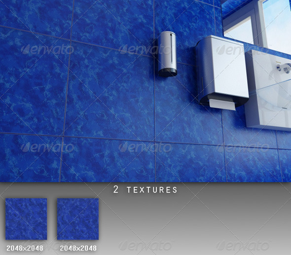 Professional Ceramic Tile Collection C019 - 3DOcean Item for Sale