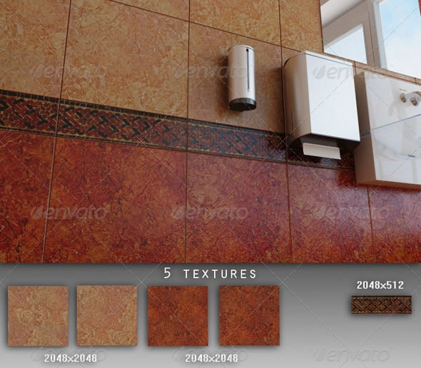3DOcean Professional Ceramic Tile Collection C021 479643