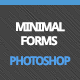 Minimal Forms - GraphicRiver Item for Sale
