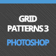 Grid Patterns Pack 3 - GraphicRiver Item for Sale