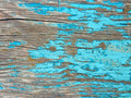 Old wooden board painted in blue - PhotoDune Item for Sale