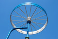 Metal detail as a bicycle wheel - PhotoDune Item for Sale