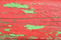 Wooden boards painted in red and green - PhotoDune Item for Sale