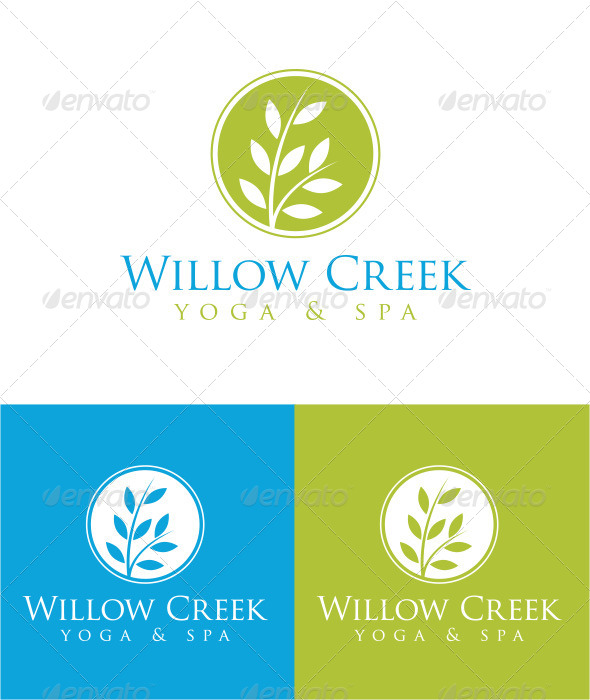 GraphicRiver Willow Creek 4539907