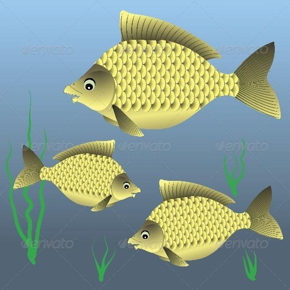 GraphicRiver Fish 4576867