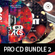 Pro CD Artwork Bundle Package V.2 - GraphicRiver Item for Sale