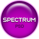 Spectrum PSD Template - ThemeForest Item for Sale