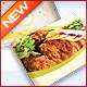 Food And Beverage Recipe Brochure - GraphicRiver Item for Sale
