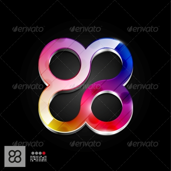 GraphicRiver Abstract Geometrical Icon Design 4577594