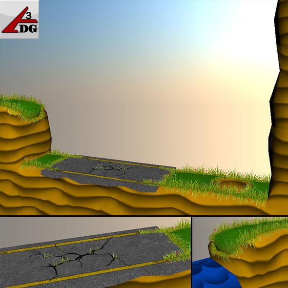 Game block 2D+3D - 3DOcean Item for Sale