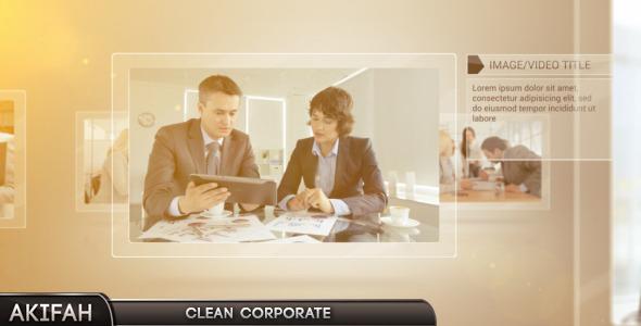 Clean Corporate