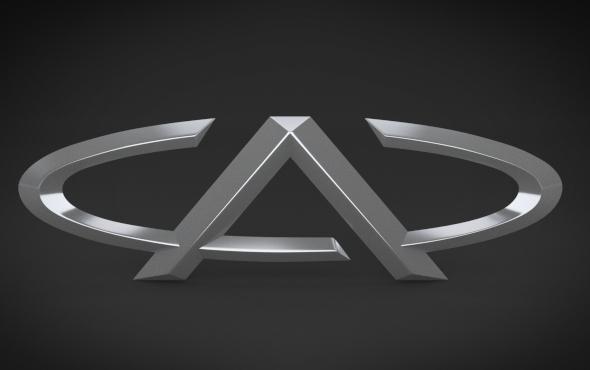 Chery Logo - 3DOcean Item for Sale