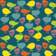 Seamless Birds Pattern - GraphicRiver Item for Sale