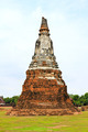 Wat Chaiwatthanaram Temple. Ayutthaya Historical Park, Thailand. - PhotoDune Item for Sale