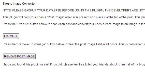 CodeCanyon Thesis Post Image Converter 4580194
