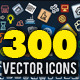 Vector Pack of Icons and Symbols - GraphicRiver Item for Sale