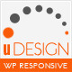 U-Design - Responsive WordPress Theme
