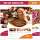 Must Have Business Flyers - Set 07 Beauty Spa - GraphicRiver Item for Sale