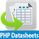 PHP DataSheets - Excel Like Data Grid Editor
