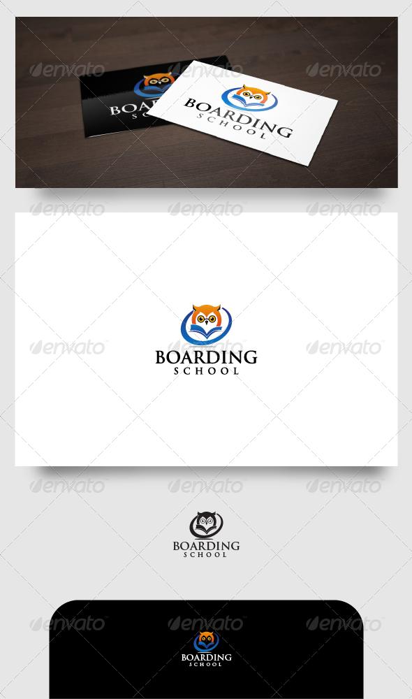 GraphicRiver Boarding School 4550672
