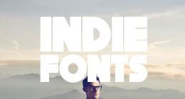 Indie Fonts
