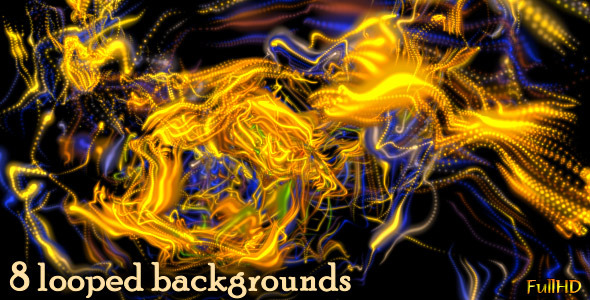 Rotating Backgrounds 8-pack