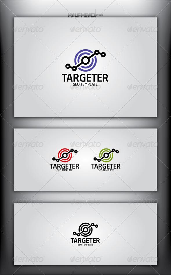 Targeter Logo Template