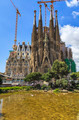 sagrada familia Barcelona - PhotoDune Item for Sale