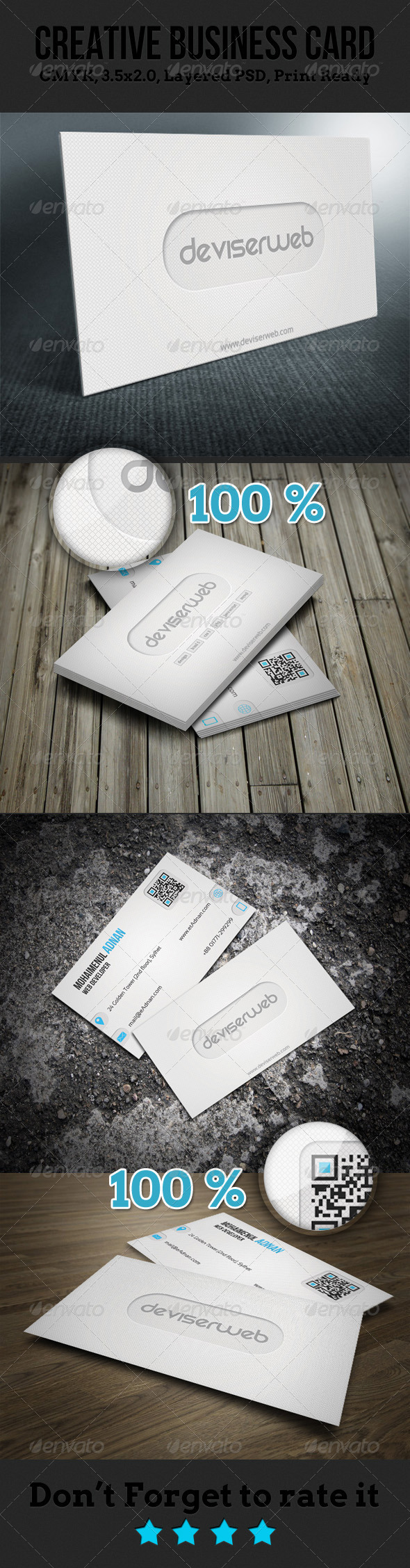 GraphicRiver Creative Business Card 4586653