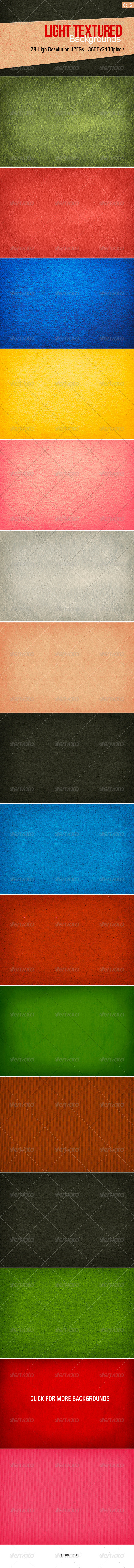 GraphicRiver Light Textured Backgrounds 4586986